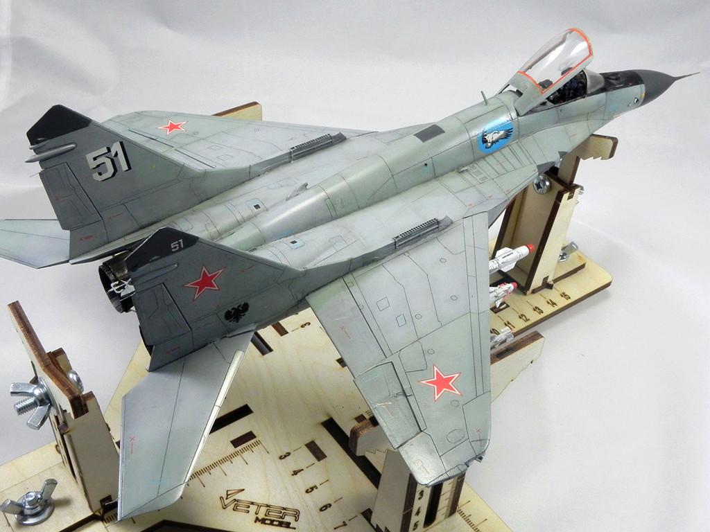 МиГ-29 (9-13) 1:48 Eduard 10911