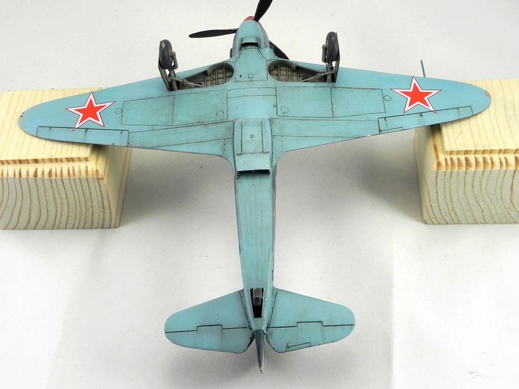 """Як-1Б """"Освобождённый Донбасс"""" 11012"""