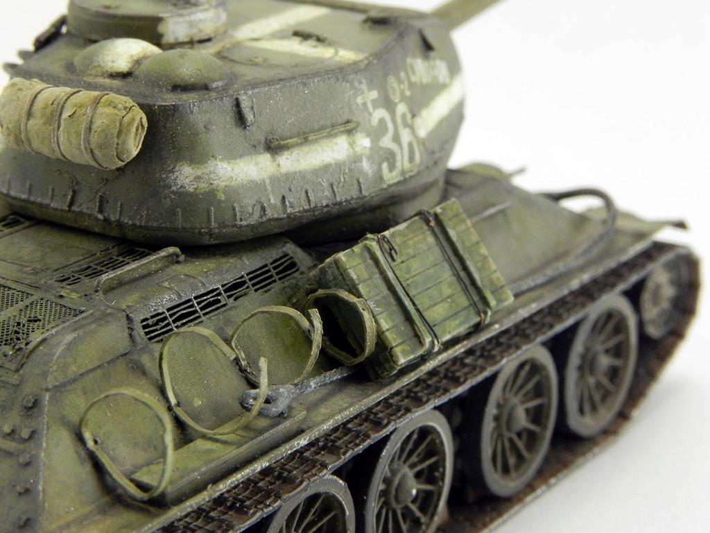 """Т-34-85 """"Суворов"""" 11214"""