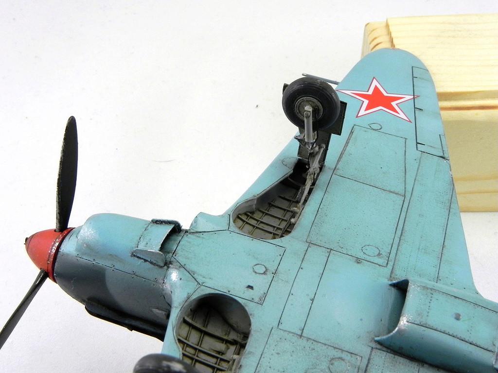 """Як-1Б """"Освобождённый Донбасс"""" 11312"""
