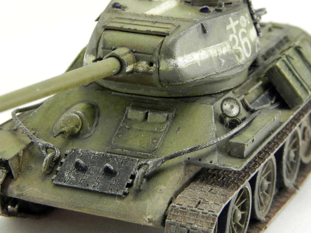 """Т-34-85 """"Суворов"""" 11314"""
