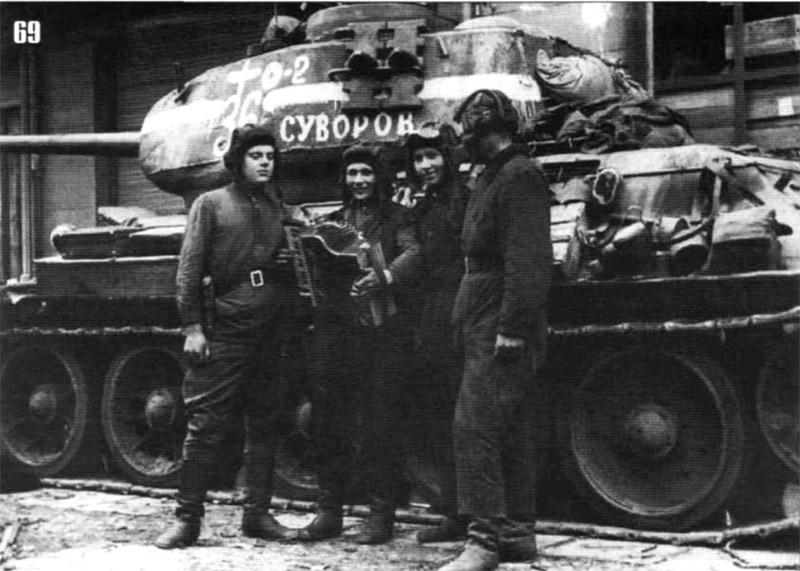 "Т-34-85 ""Суворов"" _eaiai11"