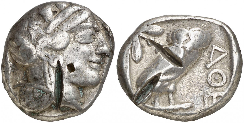 Tetradracma Atenas 40361210