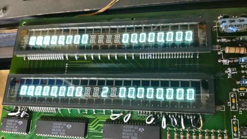 Réparation d'un afficheur alpha-numérique Gottlieb Sys80b (Gen1) 25626810