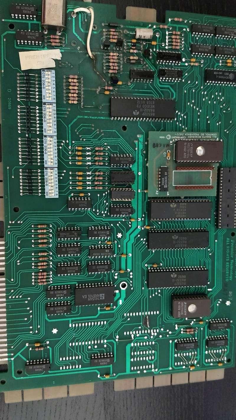 Une autre CPU 80b de substitut, pas de bol elle démarre plus ...  Img_2034