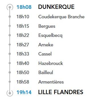 la gare la plus proche: Bergues. Dunker11