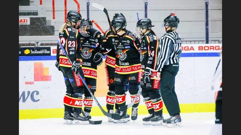 Matchtråd Luleå Hockey damer 2017/2018 - Sida 2 8a09bf10