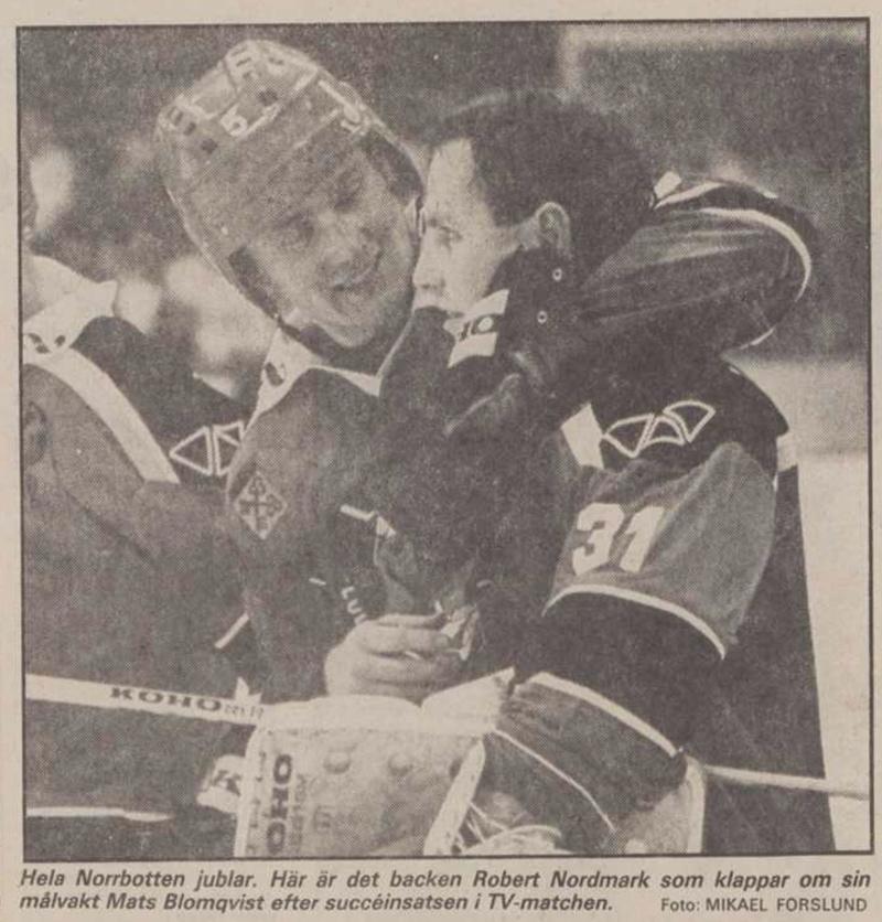 Minnesvärda Luleå Hockey stunder 9261f310