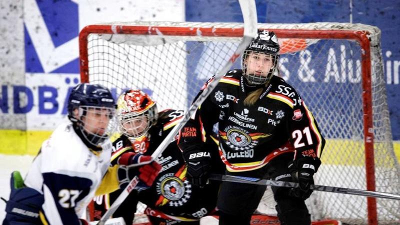 Matchtråd Luleå Hockey damer 2017/2018 D0cbf410