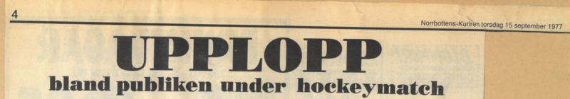 Seard Åberg - Mannen bakom Luleå Hockey Förening jubilerar Skyrma22