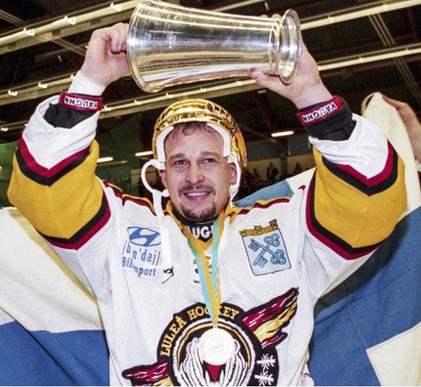 Luleå Hockey - All Time Team Skyrma24
