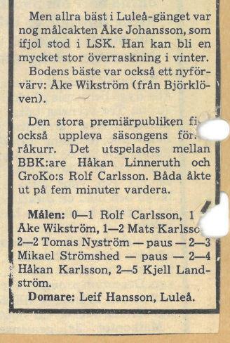 Seard Åberg - Mannen bakom Luleå Hockey Förening jubilerar Skyrma35