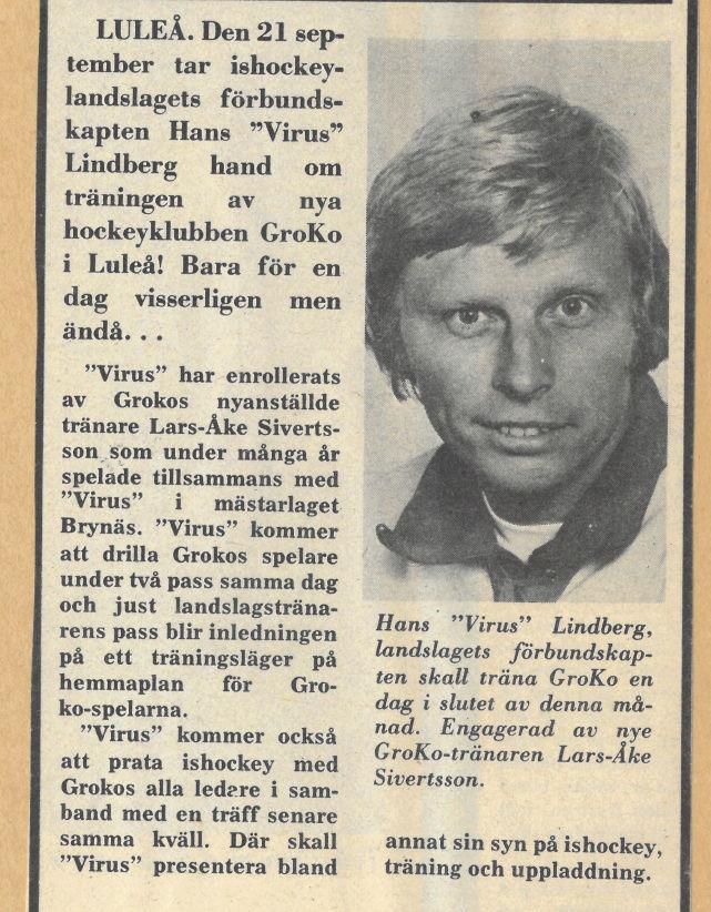 Seard Åberg - Mannen bakom Luleå Hockey Förening jubilerar Skyrma37