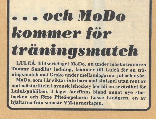 Seard Åberg - Mannen bakom Luleå Hockey Förening jubilerar Skyrma38