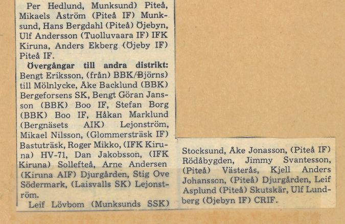 Seard Åberg - Mannen bakom Luleå Hockey Förening jubilerar Skyrma41