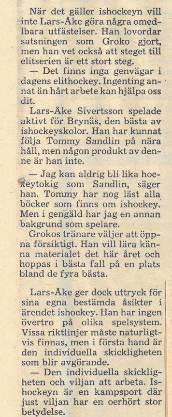 Seard Åberg - Mannen bakom Luleå Hockey Förening jubilerar Skyrma45