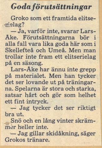 Seard Åberg - Mannen bakom Luleå Hockey Förening jubilerar Skyrma47