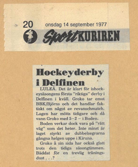 Seard Åberg - Mannen bakom Luleå Hockey Förening jubilerar Skyrma48