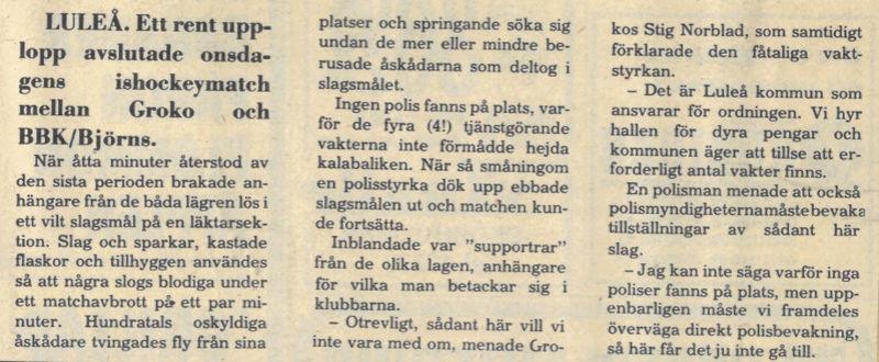 Seard Åberg - Mannen bakom Luleå Hockey Förening jubilerar Skyrma51