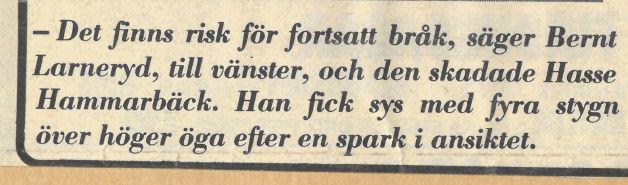 Seard Åberg - Mannen bakom Luleå Hockey Förening jubilerar Skyrma53