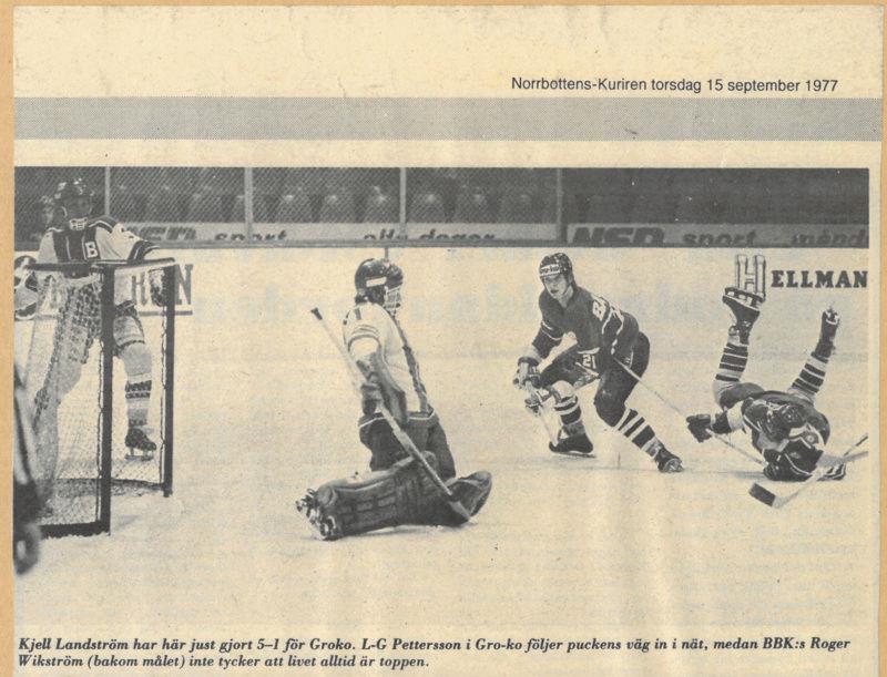 Seard Åberg - Mannen bakom Luleå Hockey Förening jubilerar Skyrma57