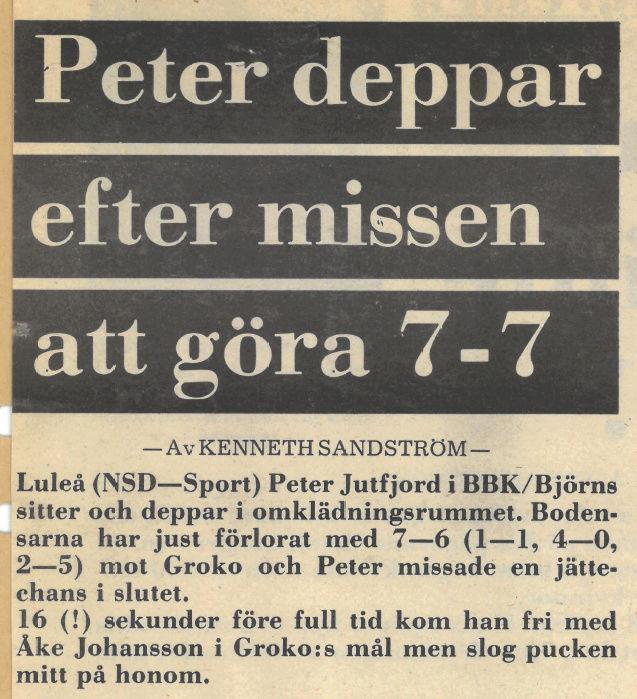 Seard Åberg - Mannen bakom Luleå Hockey Förening jubilerar Skyrma59