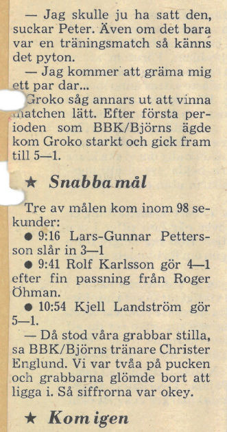 Seard Åberg - Mannen bakom Luleå Hockey Förening jubilerar Skyrma60