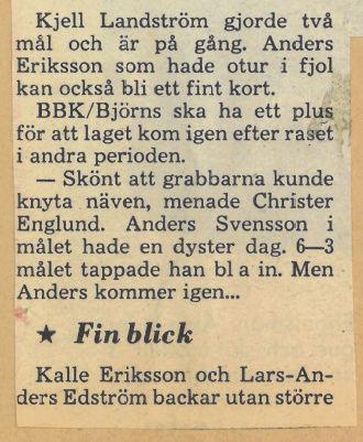 Seard Åberg - Mannen bakom Luleå Hockey Förening jubilerar Skyrma62