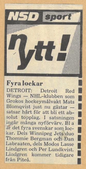 Seard Åberg - Mannen bakom Luleå Hockey Förening jubilerar Skyrma66