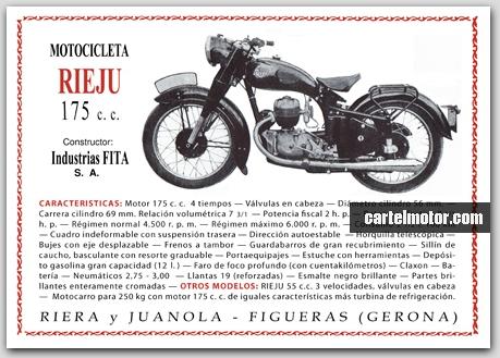 Buenas. Informacion y repuestos Rieju  M_195410