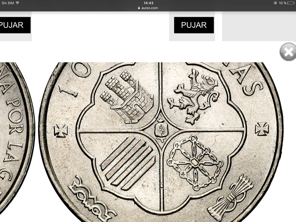100 Pesetas 1966 (*19-69). Estado Español. Palo curvo - Página 2 Img_0713
