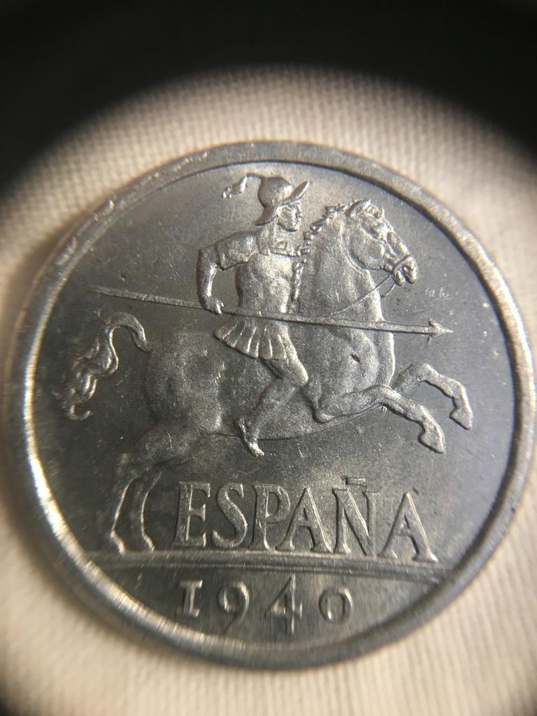10 Céntimos 1940 Estado Español. Variante PLVS VLTRA Img_3820
