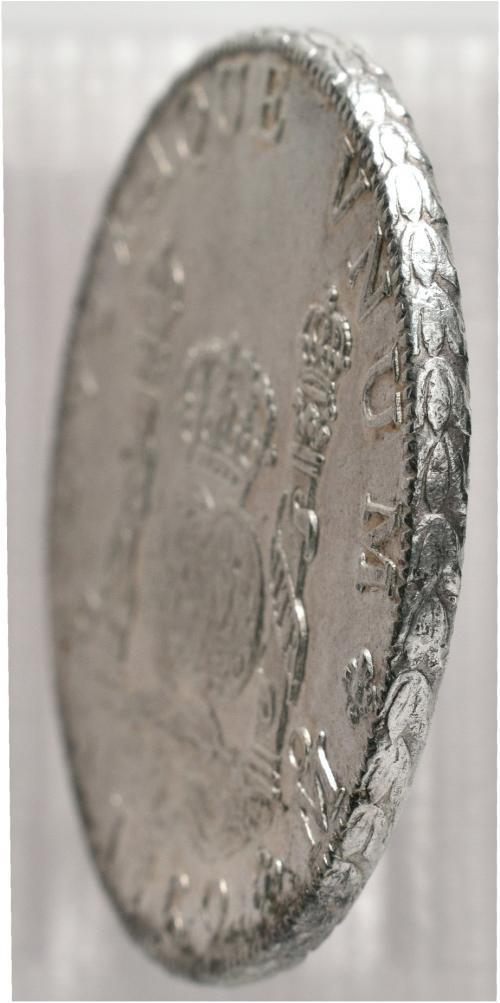 8 Reales Carlos III, México 1762 Img_4911