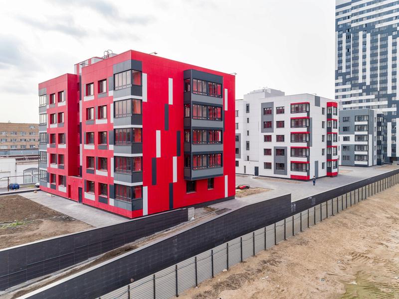 Завершение основных работ на малоэтажке (корпуса 6-8) - Страница 5 29287310