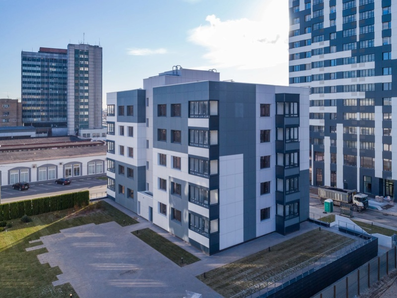 Завершение основных работ на малоэтажке (корпуса 6-8) - Страница 5 310