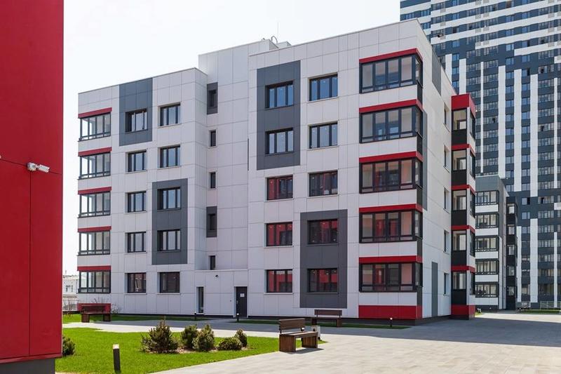Завершение основных работ на малоэтажке (корпуса 6-8) - Страница 5 31879912