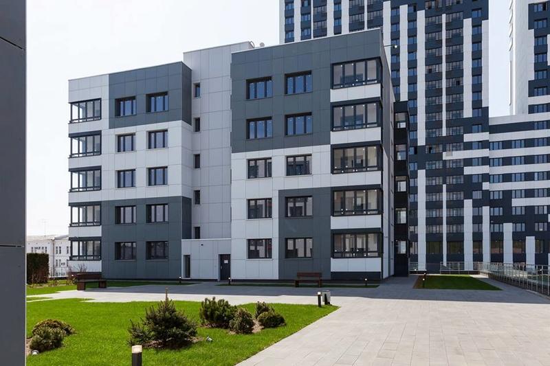 Завершение основных работ на малоэтажке (корпуса 6-8) - Страница 5 31879915