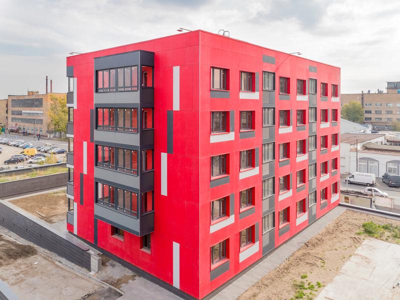 Завершение основных работ на малоэтажке (корпуса 6-8) - Страница 5 4b8acd11