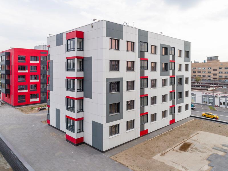Завершение основных работ на малоэтажке (корпуса 6-8) - Страница 5 4b8acd12