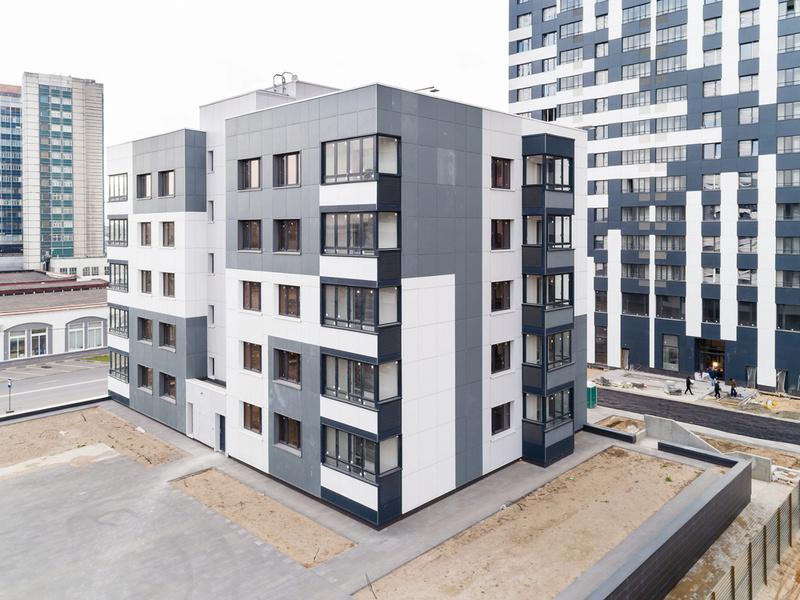 Завершение основных работ на малоэтажке (корпуса 6-8) - Страница 5 4b8acd13