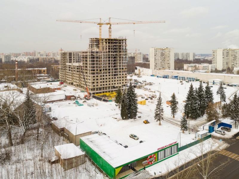 «Нормандия» – современный жилой комплекс комфорт-класса на северо-востоке Москвы от Эталона - Страница 2 Bh_k2211