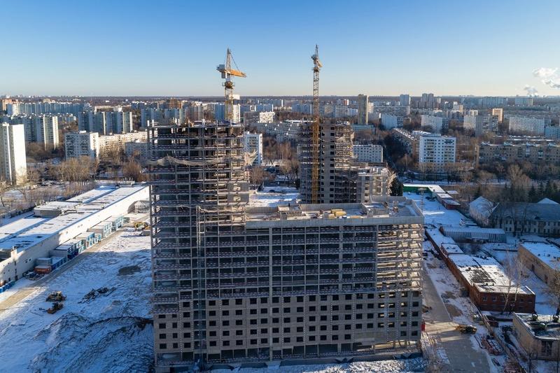 «Нормандия» – современный жилой комплекс комфорт-класса на северо-востоке Москвы от Эталона - Страница 2 Pflvbs12