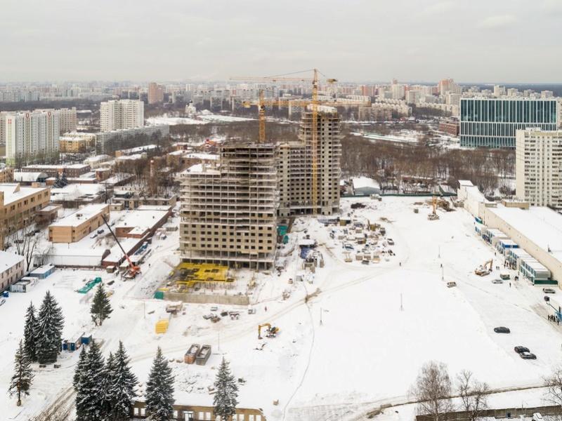 «Нормандия» – современный жилой комплекс комфорт-класса на северо-востоке Москвы от Эталона - Страница 2 Y5ytsw10