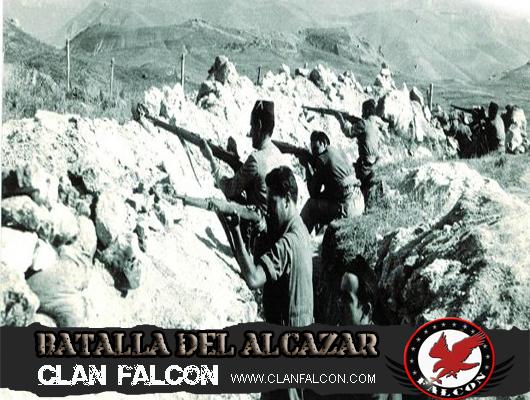 LA BATALLA DEL ALCÁZAR DE TOLEDO(MIERCOLES 1 DE NOVIEMBRE A LAS 22:00 PENINSULA) Foto12