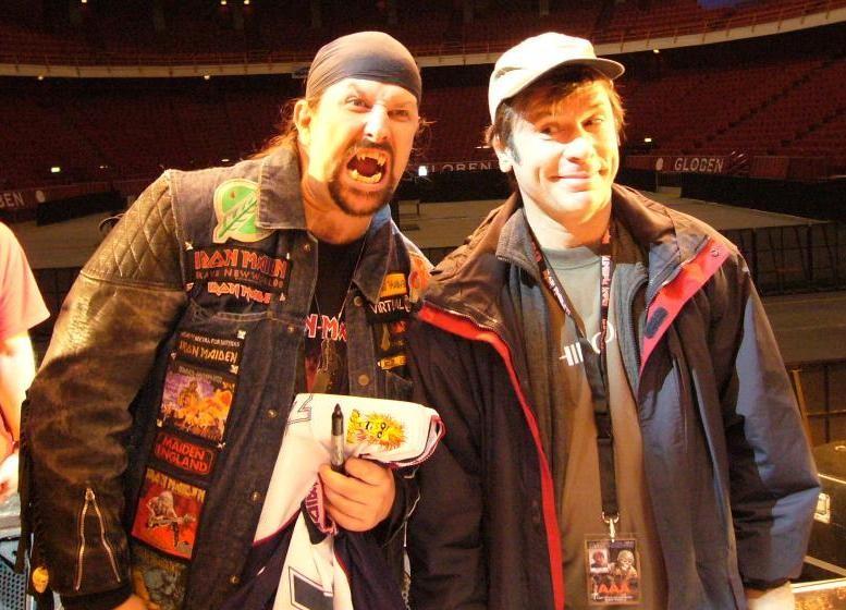 Tus fotos favoritas de los dioses del rock, o algo - Página 7 Bruce_10