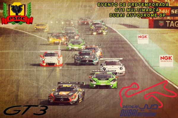 Evento Pretemporada Multimarca GT3 // Dubai GP  1_star11