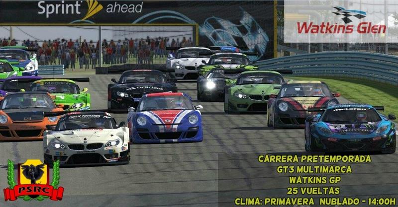 Evento Pretemporada Multimarca GT3 // Watkins Glen GP Evento10