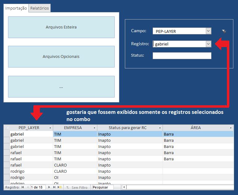 [Resolvido]Atualizar informações filtradas para valor contido em textbox Captur10