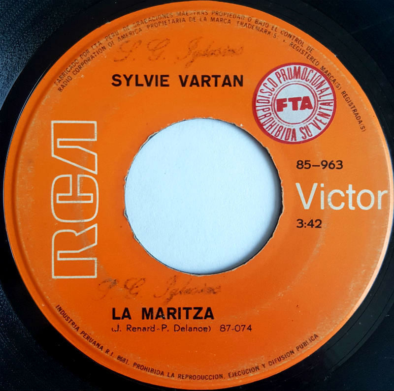 La Maritza / Irresistiblemente Perou  Peru210
