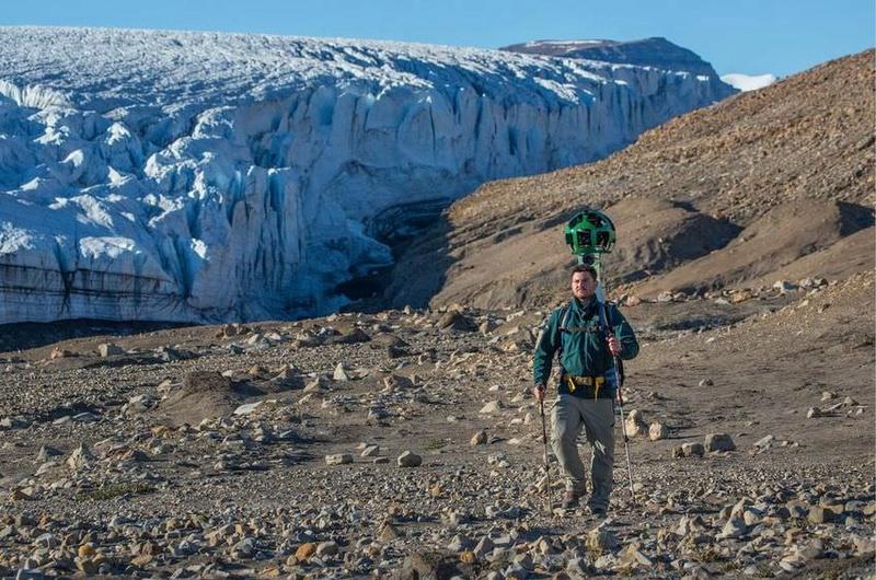 Google Street View: Επισκεφτείτε ένα αρκτικό πάρκο στον Καναδά Arctic10